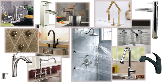 Not Your Grandma S Faucets Today Kitchen And Bathroom Fixtures Combine Style With Functionality State Of The Art Technology From